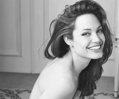 Inspirational woman angelina jolie polly may and the like for Incredibly beautiful women tumblr