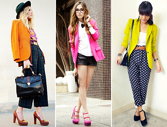bloggers-neon-blazers