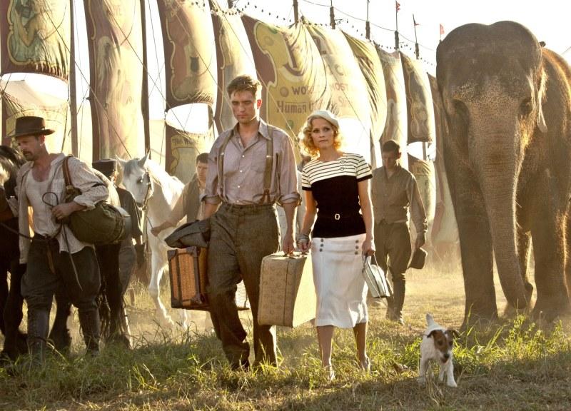 water for elephants movie summary